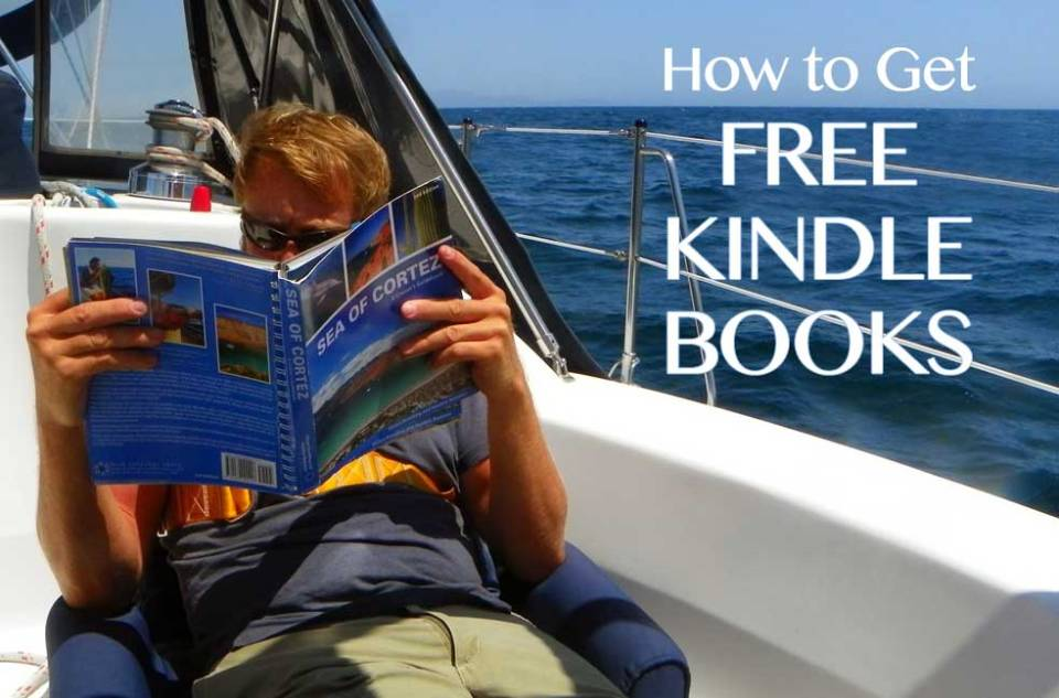 how to get free ebooks for kindle